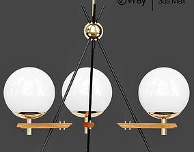 Large Asymmetrical 3D