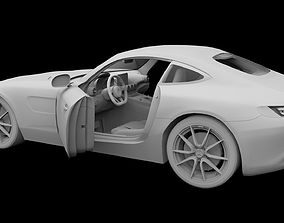 2016 Mercedes AMG GT-S 3D