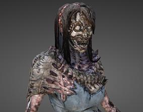 3D model Lambent Girl