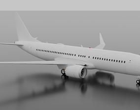 3D model Boeing 737 MAX 8