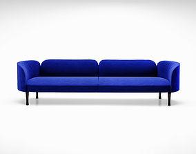 3D Moroso Josephine sofa