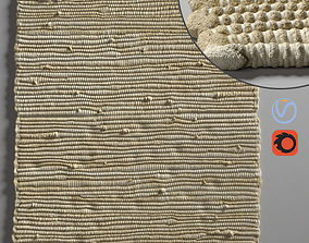 interior rope carpet 3D