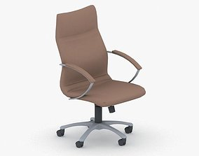 3D asset 1303 - Office Chair