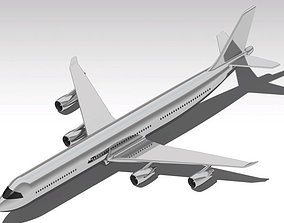 Boeing 3D model