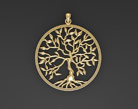 model Pendants Tree of Life 3D printable model