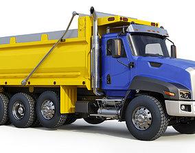 Dump truck Generic 2018 3D model