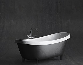 Modern Tub by Antonio Lupi 3D model