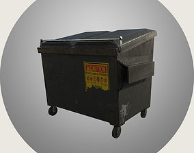realtime Multi Game Engine AAA Quality PBR Asset - Old 2