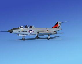 McDonnell F-101B Voodoo V06 3D