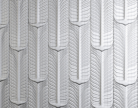 Decorpanel feather 3D