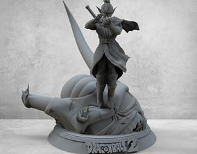 3D print model Tapion - Dragon Ball