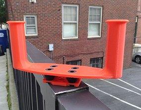 Hand Held Gimbal Mount 3D printable model