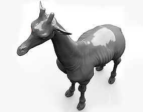 Giraffe Sculpt 3D