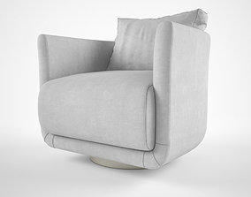 3D Fendi Casa Artu armchair
