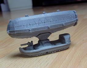 3D printable model Steampunk Airship