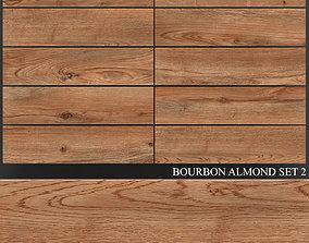 3D Peronda Bourbon Almond Set 2