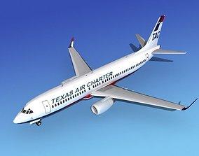 Boeing 737-800ER Texas Air Charter 3D