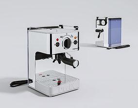3D Dualit Coffee Machine