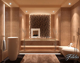 design Bathroom 3D model