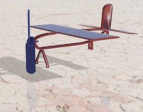 3D print model Rubber Band Plane