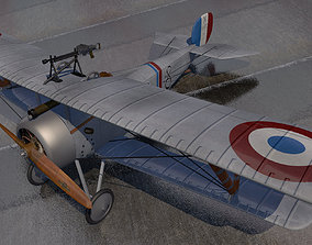 3D Nieuport 17