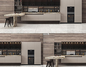 Kitchen 53 3D model