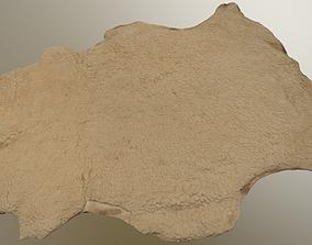 3D asset Sheep Hide Rug