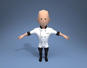 3D model Chef master