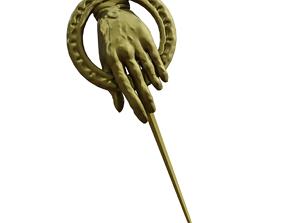 3D printable model GOT Hand of the king symbol