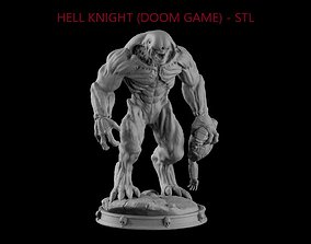 3D print model HELL KNIGHT DOOM stl