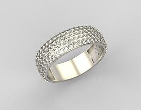 3D print model Ring 149 gems
