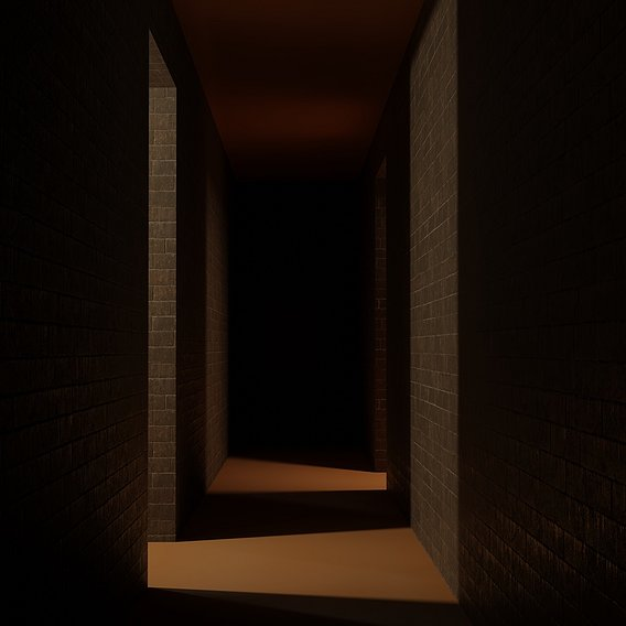 House Interior Reference Horror