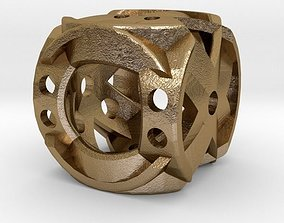 3D print model games Dice