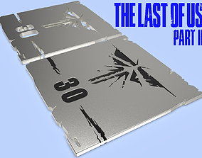 3D printable model The Last of Us Part II Look for the 2
