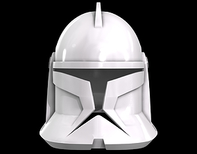 3D printable model Star Wars Phase 1 clone trooper helmet