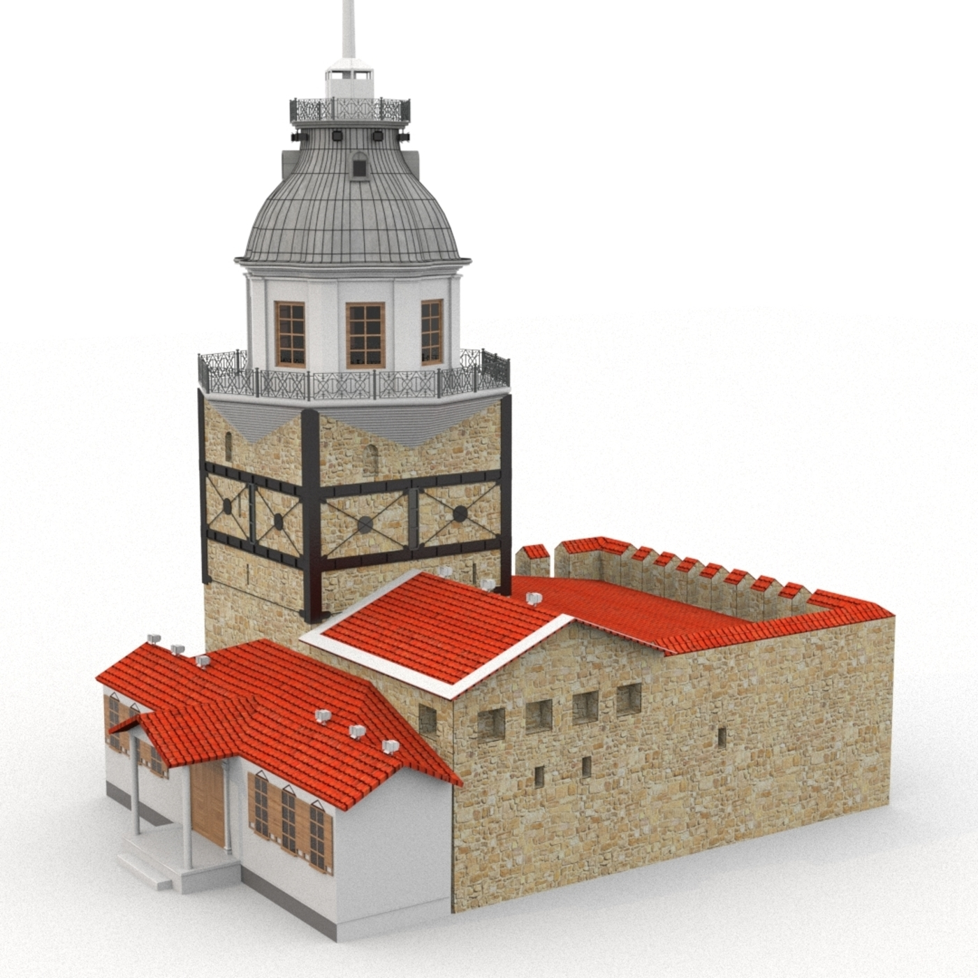 Maiden is Tower