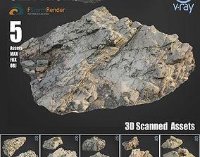 3D Cliff pack G bundle