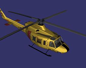 Bell CH-146 Griffon 3D asset