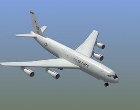 3D model E-8 Joint STARS