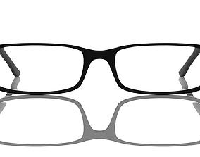 clothing Eyeglasses for Men and Women 3D print model