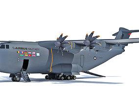 3D model Atlas Airbus A400M Aircraft c17
