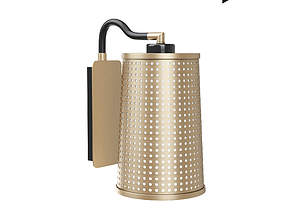 3D model ROMA Wall Sconce