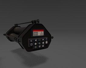 alien isolation bomb 3D model