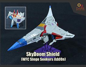 SkyDoom Shield WFC Siege Seekers Addons 3D print model