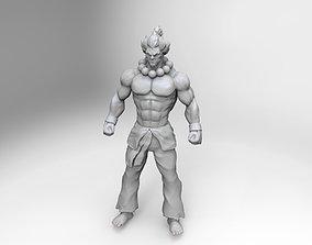 3D print model akuma gouki