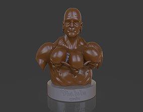 Dhalsim Bust 3D printable model
