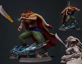 One Piece - Edward Newgate - Whitebeard 3d print statue