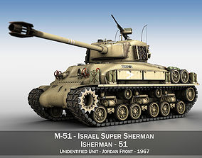 3D model M-51 Isherman