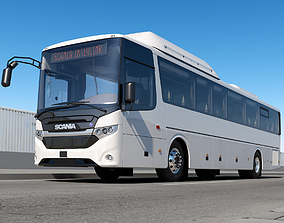 Scania Interlink LD 2017 3D model