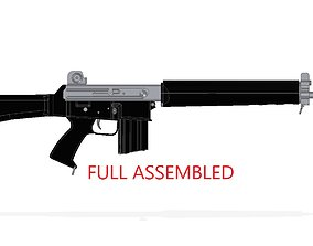AR-180B 3D weapons